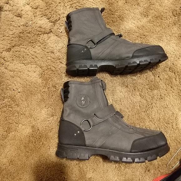 Size 5 Conquest Hi Polo Boots   Poshmark